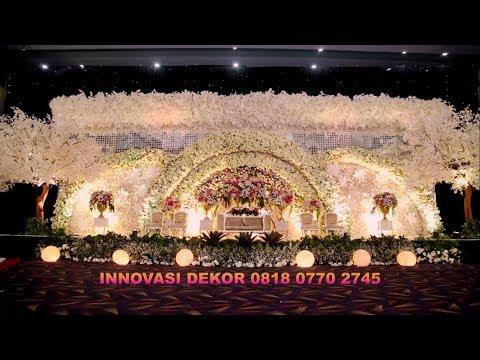 DEKORASI BRP SMESCO CONVENTION HALL - INTERNASIONAL WHITE