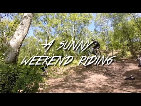 A sunny weekend riding | Wirral