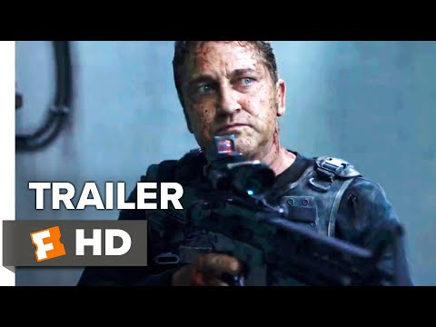 Angel Has Fallen International Trailer #1 (2019) | Movieclips Trailers