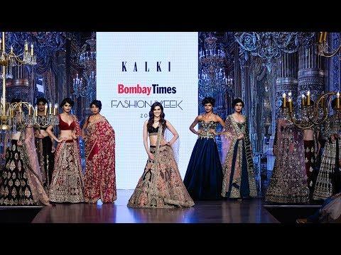 KALKI Bombay Times Fashion Week 2017 - A Visual Extravaganza