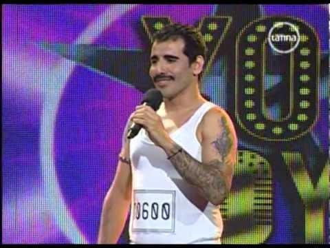 Yo Soy FREDDIE MERCURY Queen - INCREIBLE PARECIDO FISICO. [Casting] YO SOY 12 Junio