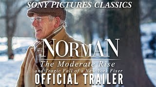 Nonton Norman  The Moderate Rise And Tragic Fall Of A New York Fixer   Official Trailer Hd  2017  Film Subtitle Indonesia Streaming Movie Download