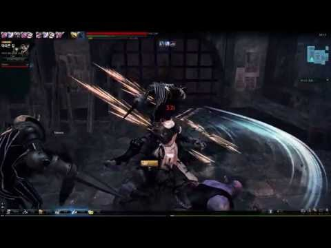 Vindictus Hurk First Look Gameplay HD+