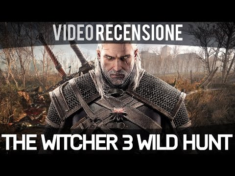 The Witcher 3 - Video Recensione - Gameplay ITA HD