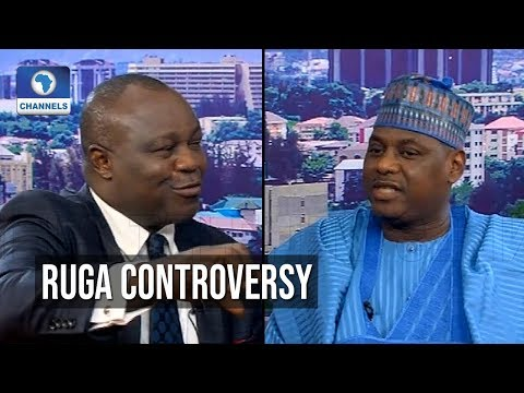 Rabiu Rabiu, Katch Ononuju Disagree Over RUGA Policy