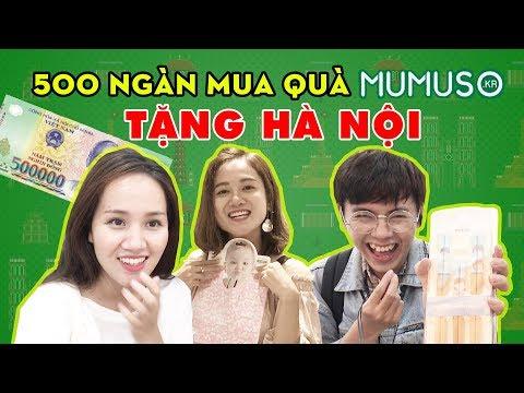 Đi thử Mumuso (Hàng TQ mác Hàn)