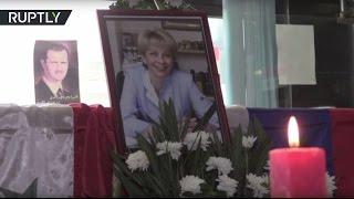 В госпиталь Латакии доставлена гумпомощь, которую хотела передать Доктор Лиза