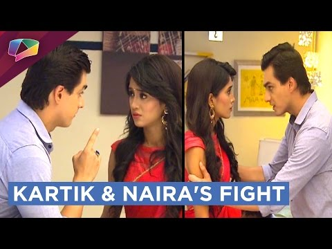 Kartik And Naira Get Into An Argument After Marria