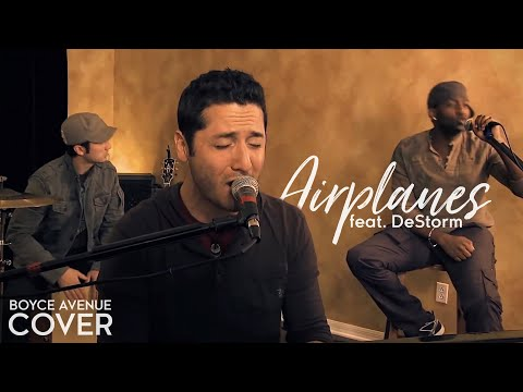 "B.o.b  ""Airplanes (feat. Hayley Williams)"" Cover by Boyce Avenue"