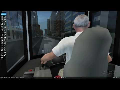 Train & Tram - Urban Circus Montage