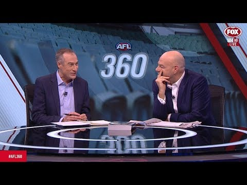 AFL 360 On Paul Ahern - Fox Footy (June 4, 2018)
