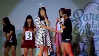"""Video [FANCAM] Tebak Tangan Member oleh Sisil @HS JKT48 """"Pareo Wa Emerald"""" 16 Mei 2015 MP3, 3GP, MP4, WEBM, AVI, FLV Juli 2018"""