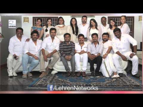 Kollywood Stars 90's Reunite | Vijay, AR Rahman, Suriya, Shanakar