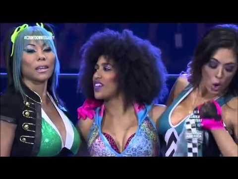 iMPACT Wrestling 2015.9.30 Beautiful vs Dollhouse