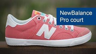 New Balance Pro court - фото