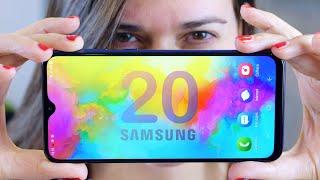 DURAS PRUEBAS DEL SAMSUNG M20!!!!! El nuevo Galaxy Barato...