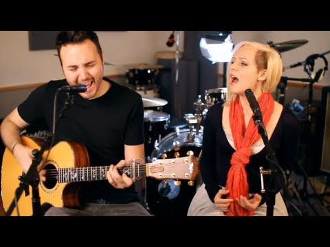 Pink - Try - Official Acoustic Music Video - Madilyn Bailey & Jake Coco
