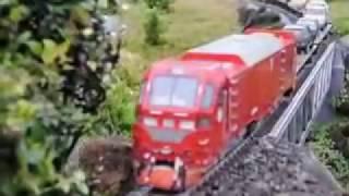 Miniatur Kereta Api Paling menarik