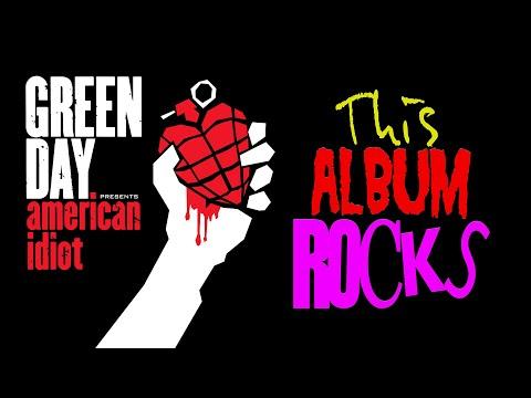 THIS ALBUM ROCKS: American Idiot by Green Day   GizmoCh