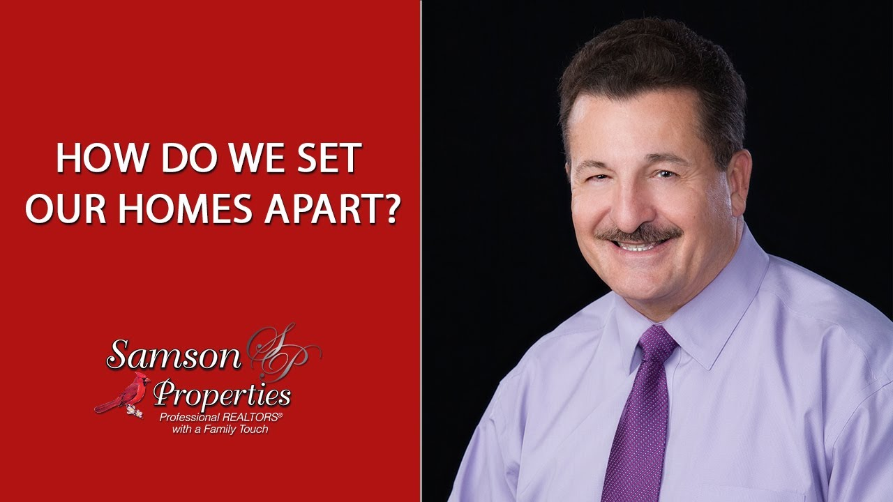 How Do We Set Our Homes Apart?