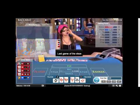 Cewek Seksi IBCBET casino Online Bacarat - Ratubetting.com
