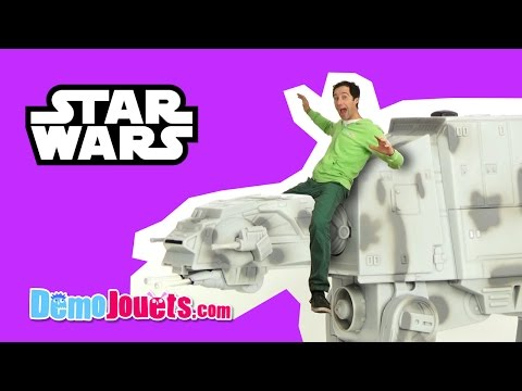 (JOUET) Star Wars AT-AT Walker Radio Commandé RC -Giochi Preziosi - Démo Jouets