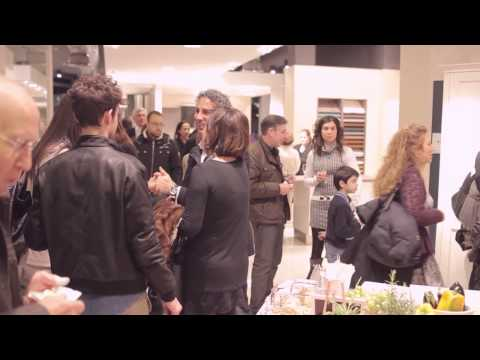 Veneta cucine inaugura a gallarate il video dell 39 evento for Martinelli arredamenti trento