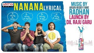 Na Na Na Song Lyrics from Hushaaru - Sree Harsha Konuganti