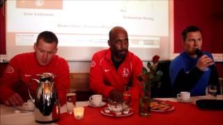video 'Oberligateam: Pressegespräch Lichtenberg 47 – Germania Schöneiche' anschauen