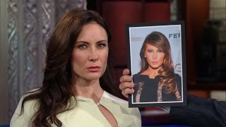 Video Laura Benanti Is A Dead Ringer For Melania Trump MP3, 3GP, MP4, WEBM, AVI, FLV April 2018