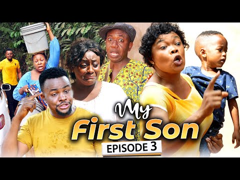MY FIRST SON EPISODE 3 (New Movie) Queen Nwokoma & Darlington 2021 Latest Nigerian Nollywood Movie
