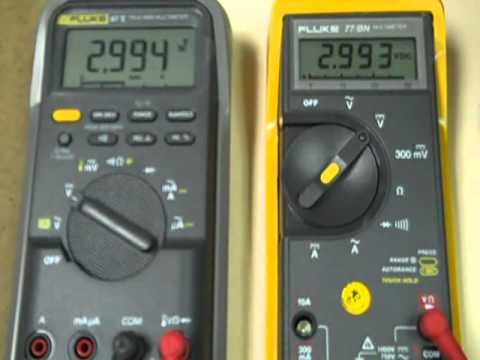 Fluke 77BN Multimeter Review