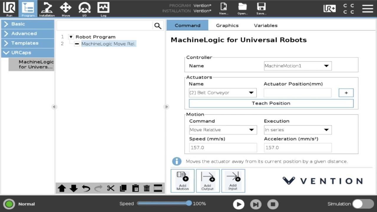 MachineLogic for UR