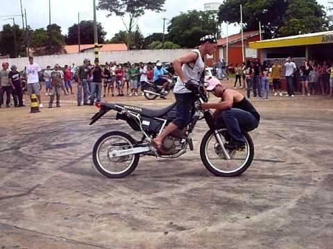 Encontro de motoqueiros em Alto Piquiri Pr