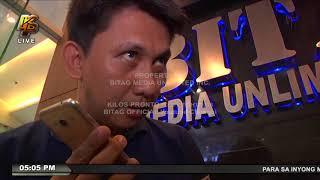 Video Ben Tulfo, binabaan ng telepono ng pekeng Ben Tulfo! MP3, 3GP, MP4, WEBM, AVI, FLV September 2018
