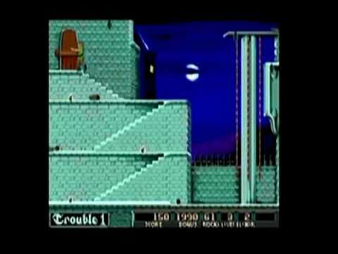 urinatingtree - UT takes a look at the early MD game, Dark Castle. Oh the irony, I actually helped him capture footage for this video back in the day, and now it's in the ar...