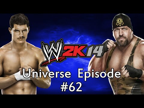 WWE 2K14 Universe Mode - Episode 62: Proving A Point