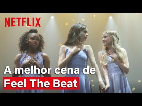A coreografia mais linda que você vai ver hoje | Feel The Beat | Netflix Brasil