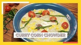 Curry Corn Chowder by Tastemade