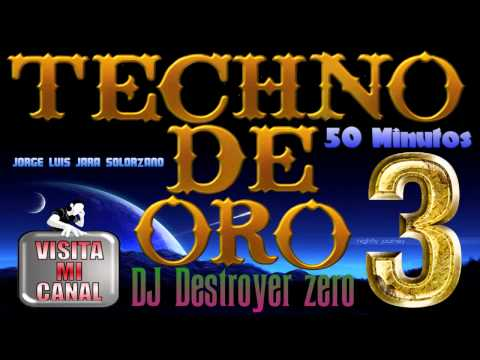 techno - 50 minutos de full Techno de la mejor decada de los 90s. Facebook: http://es-es.facebook.com/pages/DJ-Destroyer-zero/109031509147129.