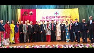 Đại hội Hội Chữ thập đỏ Việt Nam phường Vàng Danh lần thứ IX, nhiệm kỳ 2021-2026