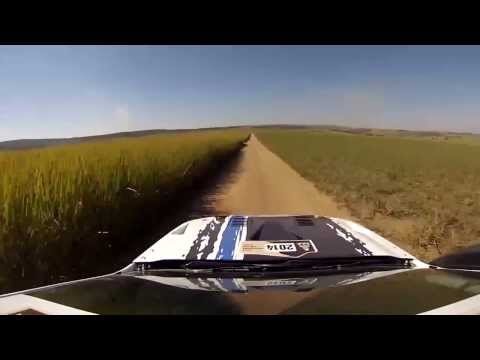 impressionante on board ford ranger alla parigi dakar 2014
