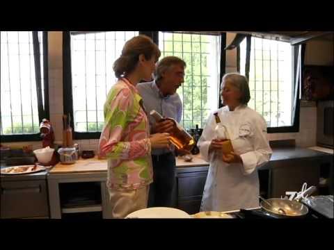STORIE DI GRANDI CHEF - LA FAMIGLIA SANTINI - Puntata integrale 02/07/2011 видео