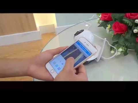 5 bước kết nối camera Wifi SAMTECH STN - 2113