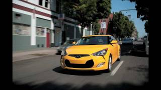 Real World Test Drive 2012 Hyundai Veloster With Geo-Fence