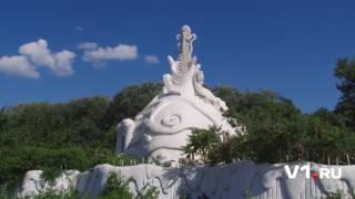 Сахарный замок из Сахарного