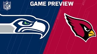 Seahawks vs. Cardinals (Week 7 Preview) | Around the NFL Podcast | NFL by NFL