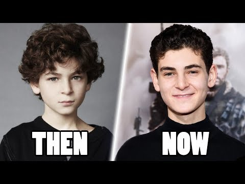 Gotham Cast - Then and Now (2019)