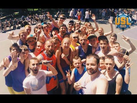 Ролик о турнире 'Dnipro Streetball Cup B' (Днепропетровск, 23.05.2015)