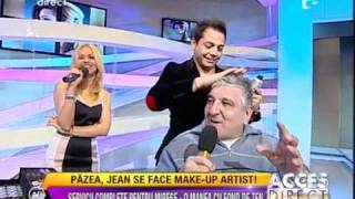 Jean de la Craiova - Show Make-up la Acces Direct ( 31.01.2012 )